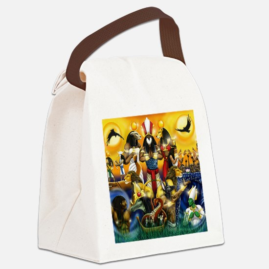 The Gods81 Canvas Lunch Bag