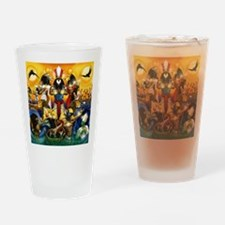 The Gods81 Drinking Glass