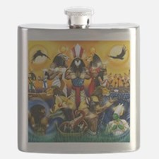 The Gods81 Flask