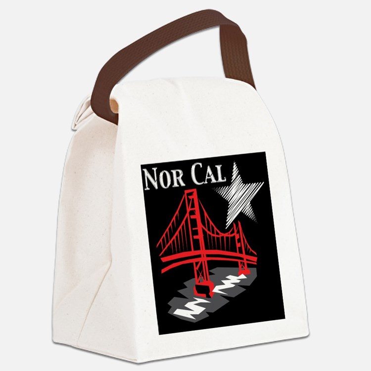 NorCal Canvas Lunch Bag