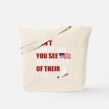 DONT SHOOT(BLK) Tote Bag