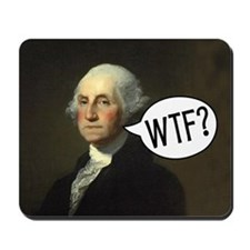 george-washington-rec Mousepad