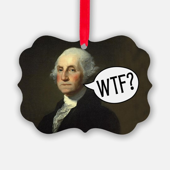 george-washington-rec Ornament