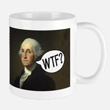 george-bumper Small Small Mug