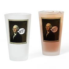 george-washingtonWbor Drinking Glass