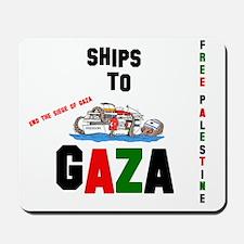 shipsgaza Mousepad