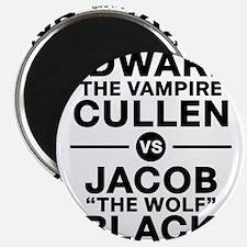 edward-vs-jacob_black Magnet