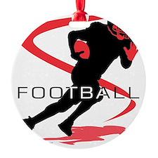 Football 18 Ornament