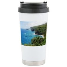 Big Island Hawaii Sticker Travel Mug