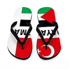 turkey-palestine-dayanisma-t-shirt Flip Flops