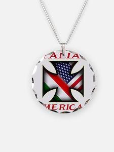 italian american Necklace