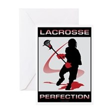 Lacrosse 28 Greeting Card