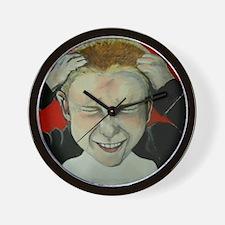 irate-gamer Wall Clock