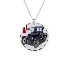 T-truck-10 Necklace