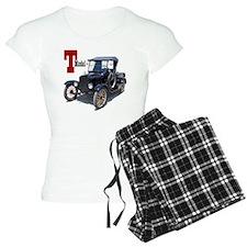T-truck-10 Pajamas