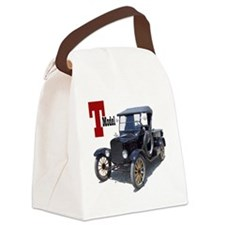 T-truck-10 Canvas Lunch Bag