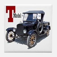 T-truck-10 Tile Coaster