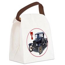 T-truck-C8trans Canvas Lunch Bag