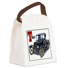 T-truck-4 Canvas Lunch Bag