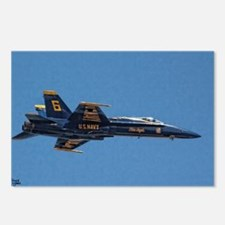 Blue Angels5 Postcards (Package of 8)