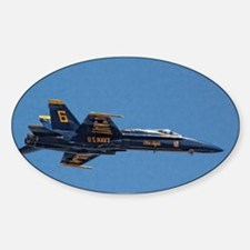 Blue Angels5 Sticker (Oval)