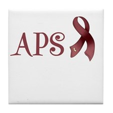 Support APS Awareness Tile Coaster
