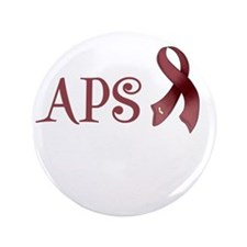 "Support APS Awareness 3.5"" Button"