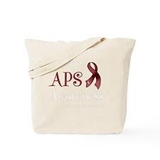 Support APS Awareness Tote Bag