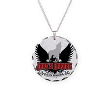jakesgarage Necklace Circle Charm