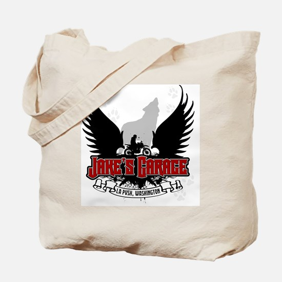 jakesgarage Tote Bag