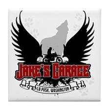 jakesgarage Tile Coaster