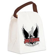 jakesgarage Canvas Lunch Bag
