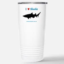 Ilovesharks Travel Mug