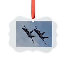 Blue Angels1 Ornament