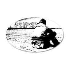 Dumb and Dumber - John Denve Wall Decal