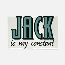 jackconstant Rectangle Magnet