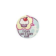 eat Mini Button