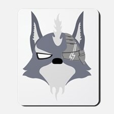 starfox-starwolf-full Mousepad