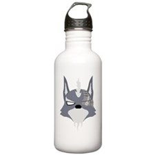 starfox-starwolf-full Sports Water Bottle