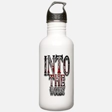 woods1 Water Bottle