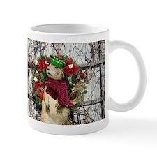 Christmas Prairie dog Mugs
