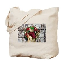 Christmas Prairie dog Tote Bag