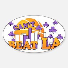 cant beat LA2 copy Decal