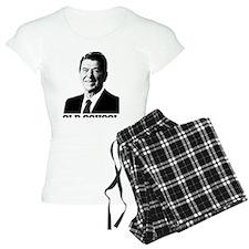 2-Old_School(W) Pajamas
