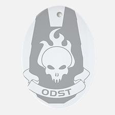 halo-odstgrey-main Oval Ornament