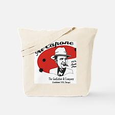 Big Al Capone Tote Bag