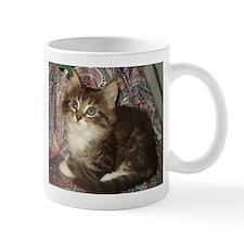 Maine Coon Kitten Keagan Coffee Mug