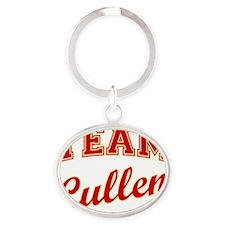 team-cullen_logo Oval Keychain