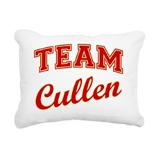 team-cullen_logo Rectangular Canvas Pillow