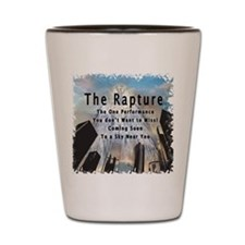 The Rapture Shot Glass